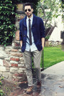 Navy-hugh-crye-tie-dark-brown-zara-shoes-light-blue-forever21-shirt