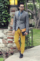 MUSTARD ON MY TWEED