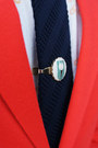 Navy-silk-knit-forever21-tie-navy-boat-shoes-vans-shoes-red-zara-blazer