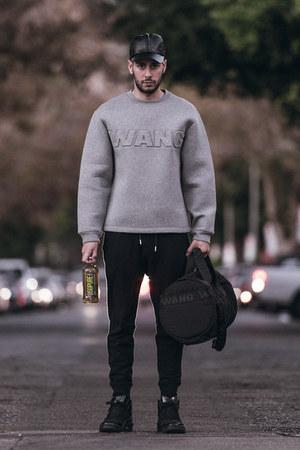 Alexander Wang x H&M sweater - duffel Alexander Wang x H&M bag