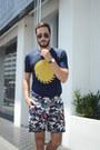 Navy-m-nii-shirt-turquoise-blue-m-nii-shorts-coral-richer-poorer-socks
