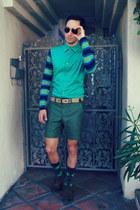 Mr Turk shirt - Mr Turk shorts