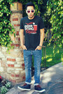 H-m-bracelet-navy-vans-shoes-sky-blue-h-m-jeans-navy-local-celebrity-shirt