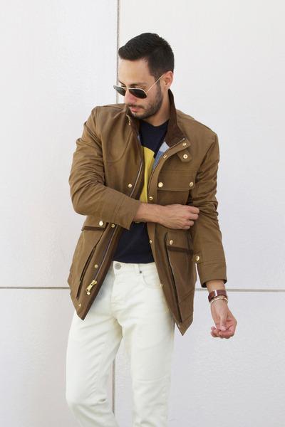 Forever21 jeans - Eddie Bauer x Ilaria Urbinati jacket - M Nii shirt