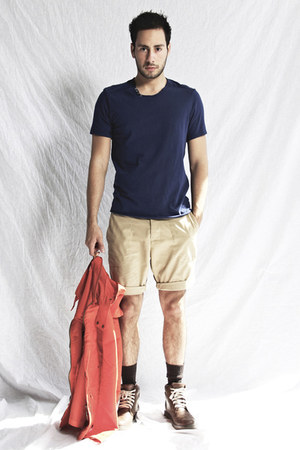 Beige Shorts How To Wear Beige Shorts Chictopia