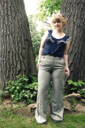 H&M pants - H&M top