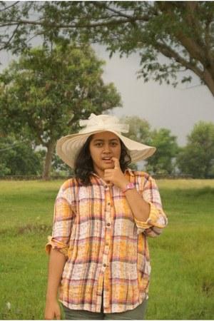 Borobudur Style hat
