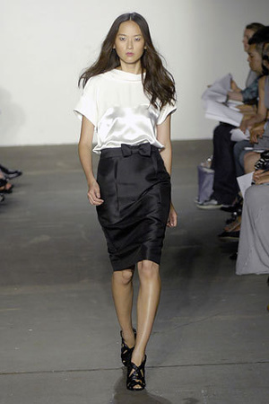 thakoon top - thakoon skirt