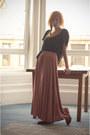 Primark-skirt-urban-outfitters-flats-diy-t-shirt