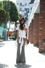 James-perse-shirt-rayban-sunglasses-urban-outfitters-pants