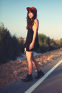 Asos-boots-brandy-melville-dress