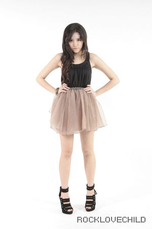 RockLoveChild skirt