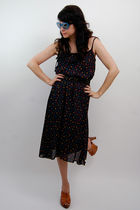 black vintage from Rock Paper Vintage dress