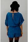 Blue-vtg-from-rock-paper-vintag-shorts