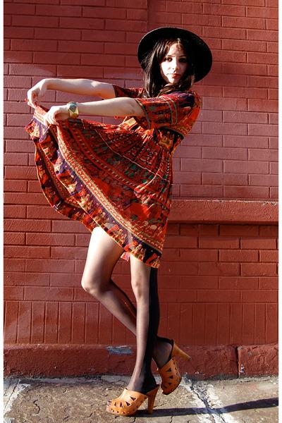 red india gauze vintage from Rock Paper Vintage dress
