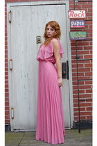 pink vintage from Rock Paper Vintage dress