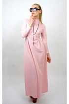 light pink maxi vintage from Rock Paper Vintage dress