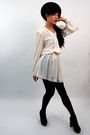 Beige-vintage-from-rock-paper-vintage-dress-black-jeffrey-campbell-shoes