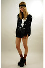 Black-sequin-rock-paper-vintage-jacket