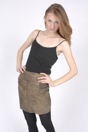 vintage from Rolling Stone Vintage skirt