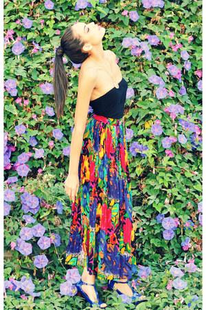 maxi skirt 1420 skirt