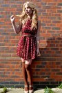 Ruby-red-ella-tino-dress-tawny-new-look-socks