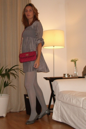 dress - Misako - Calzedonia tights - Viena shop