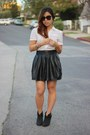 Black-forever-21-skirt-black-rag-bone-boots-white-vintage-top