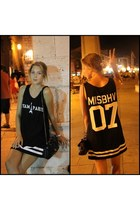 black Misbhv dress