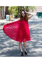 H&M dress - Forever 21 heels
