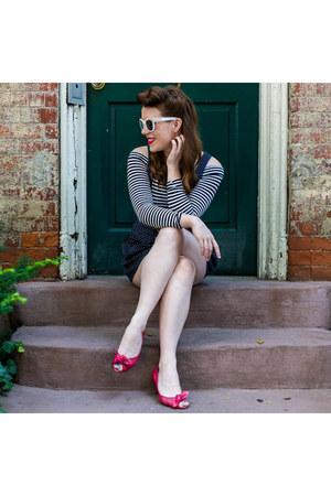 Forever 21 romper - Primark t-shirt - vintage heels