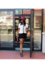 Maroon-topshop-hat-black-vintage-bag