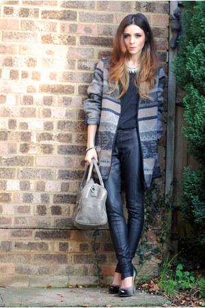 heather gray aldo heels