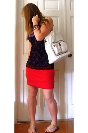 top - top - skirt
