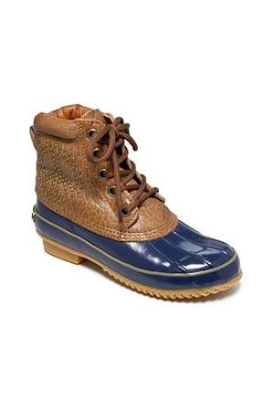 blue Lucky Brand boots