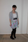 Madeline-boots-forever-21-dress-rosette-jacket-forever-21-tights-forever
