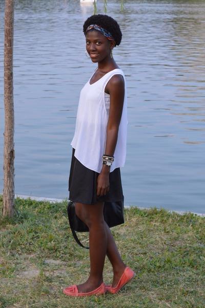 LJR t-shirt - Marisa skirt