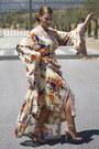 Kaftan-dress