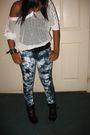 Thift-store-shirt-levis-pants-thirft-store-shoes