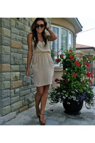 nude tea dress talula Babton dress