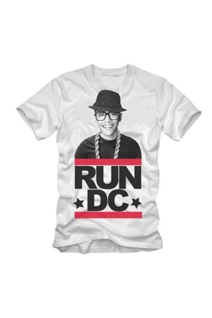 run dc t-shirt