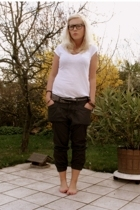 Vero Moda pants - I am scarf - I am accessories