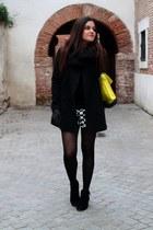 Zara bag - Zara shorts