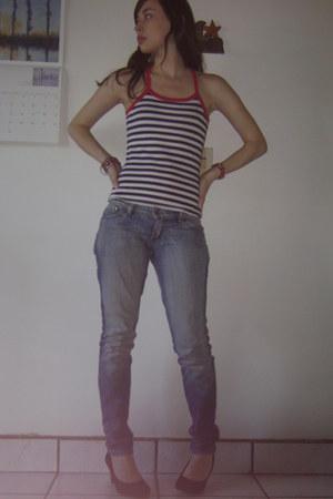 Bosi heels - Tennis jeans