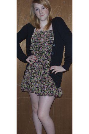 forever 21 sweater - forever 21 dress