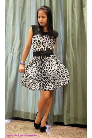 nataria dress - Latina heels