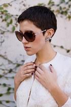 diamonds Tiffany sunglasses