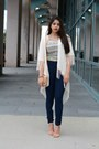 Navy-topshop-jeans-tan-forever-21-bag-beige-urban-outfitters-top