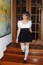 H-m-skirt-h-m-t-shirt-h-m-tights-zara-shoes