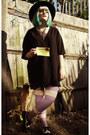 Black-black-oversized-topshop-dress